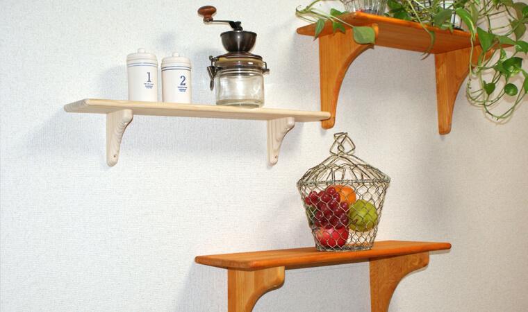 【DIY空室対策:リビング編】収納力のある壁面収納で空いたスペースを活用
