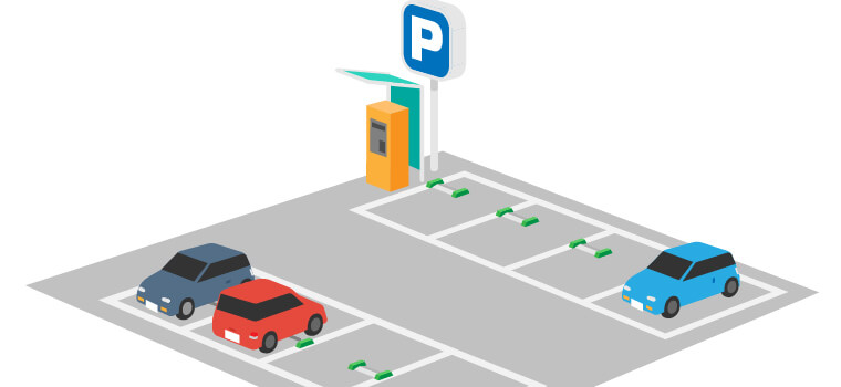 駐車場・駐輪場経営
