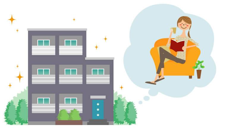 賃貸経営において「入居者に長く住んでもらうこと」が大切な2つの理由