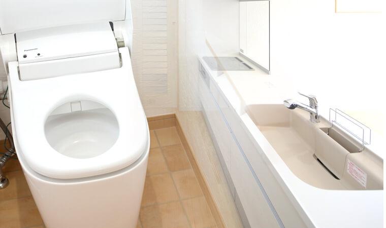 キッチンや浴室・浴槽、便器、洗面化粧台の交換がいずれも7割前後