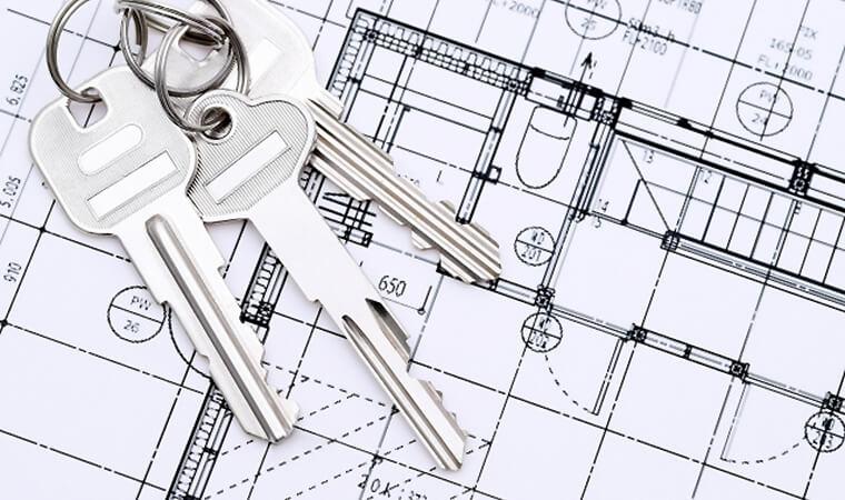 軽減措置の申請には住宅引渡し証書などが必要です